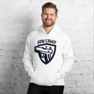 the gun camp hoodie unisex