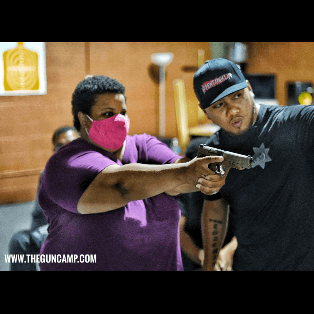 twista the gun camp concealed and carry illinois certificate course class twista